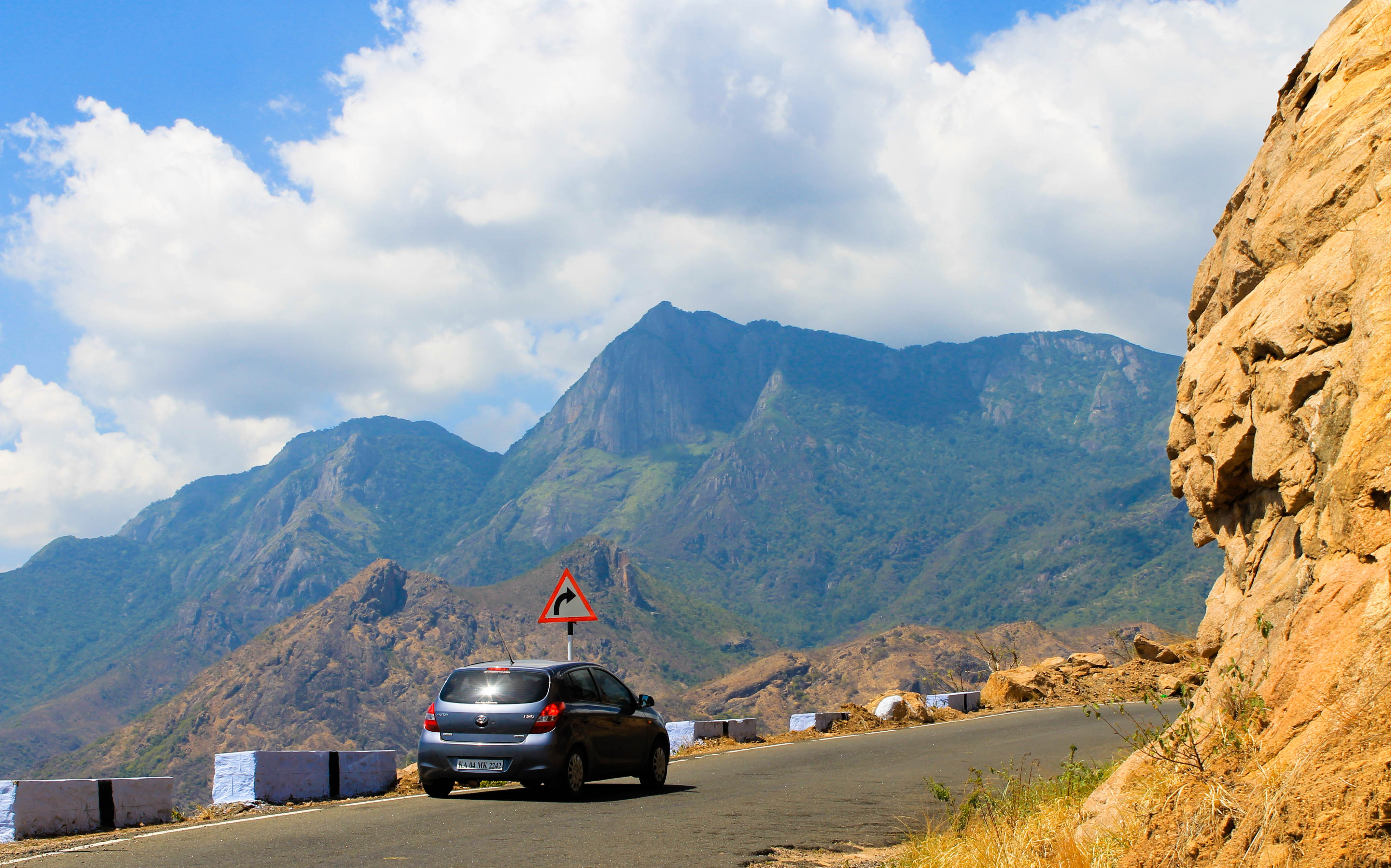 Drivelogue Kerala: Theni to Kumily – From the plains to the heights