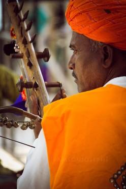 Santoor musician, Udaipur